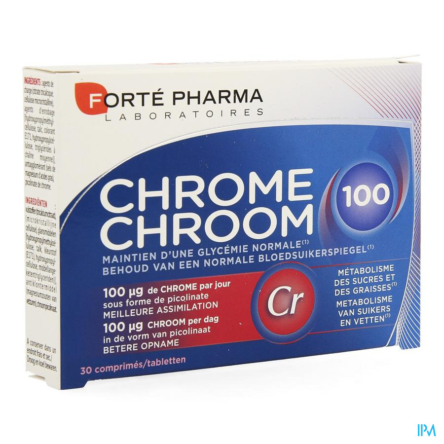 Chrome 100 Comp 30