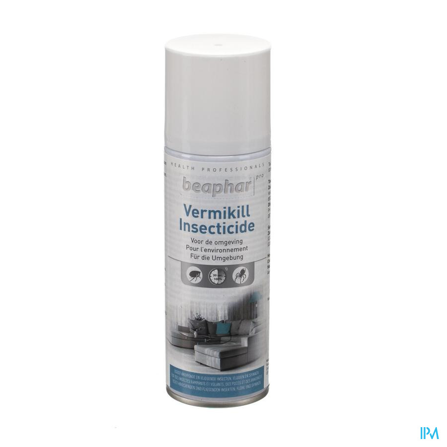Beaphar Pro Vermikill Insecticide Omgeving 200ml