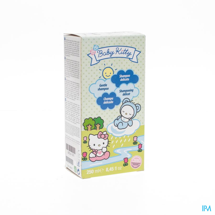Hello Kitty Baby Shampooing 250ml