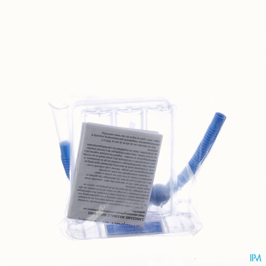 Hudson Rci Triflo Ii Spirometer 8884717395