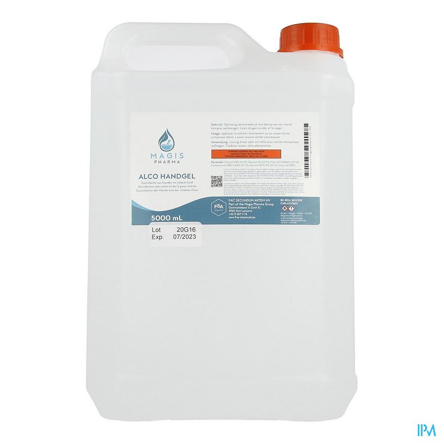 Alco Handgel 5l Magis Ph