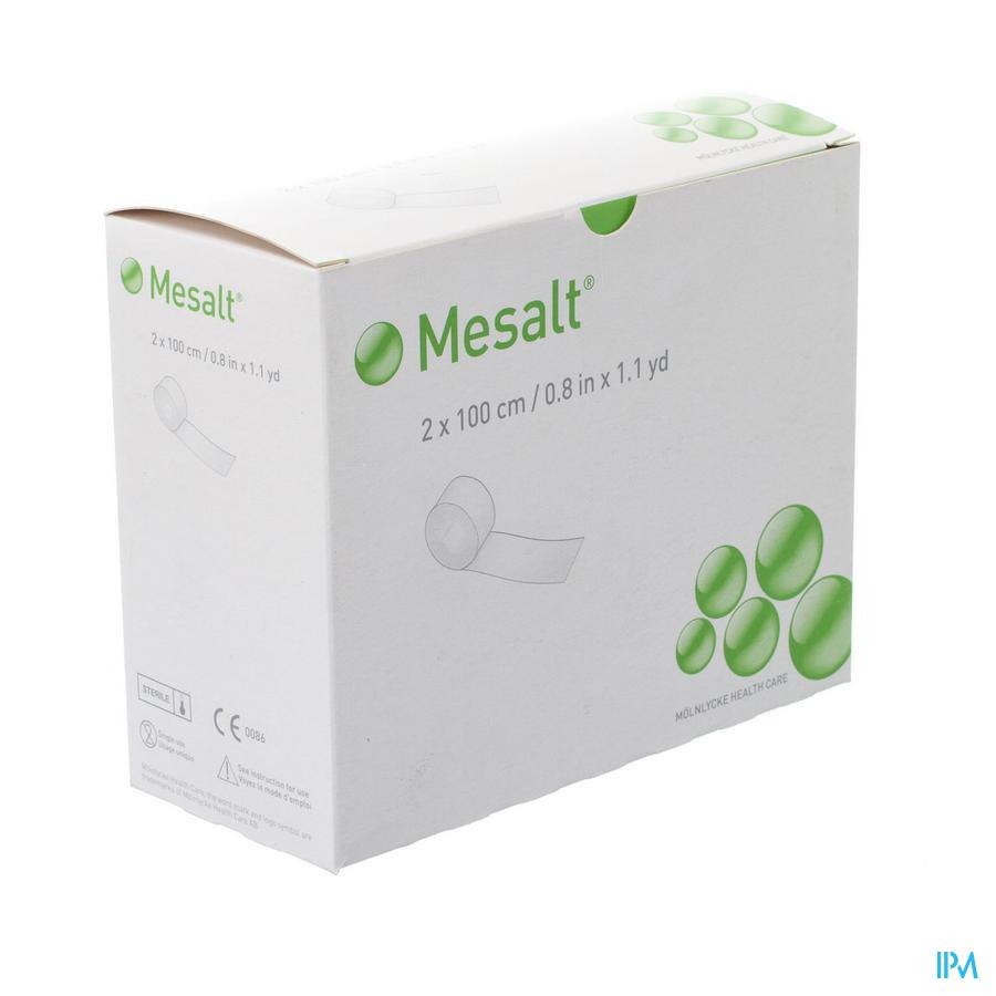 Mesalt Meche Ster 2x100cm 10 285280