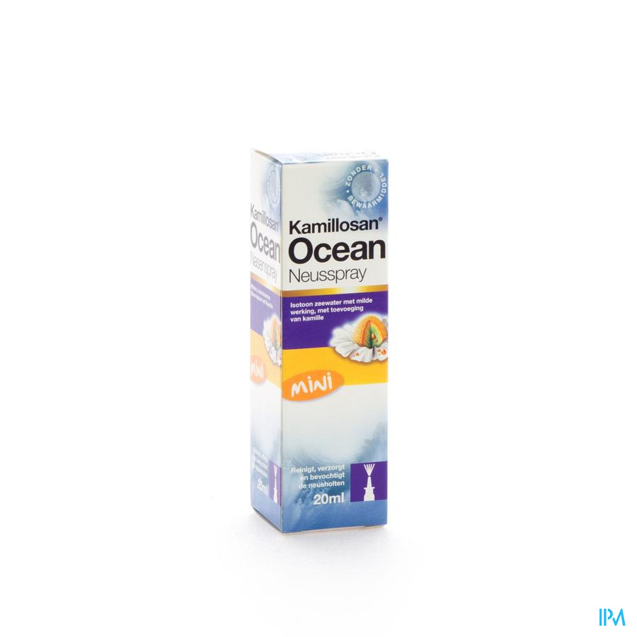 Kamillosan Ocean Spray Nasal 20 ml