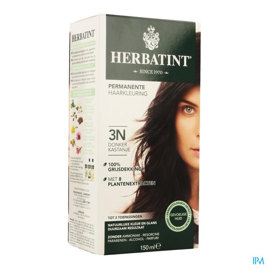 Herbatint Kastanjebruin Donker 3n