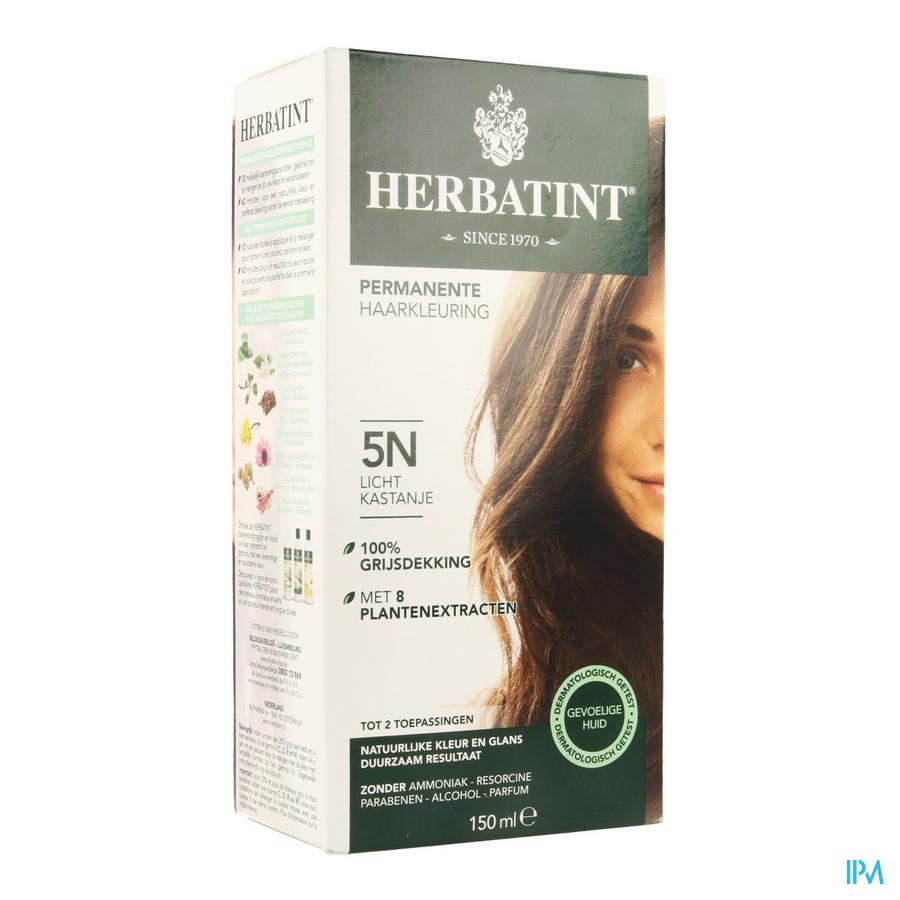 Herbatint Kastanjebruin Licht 5n