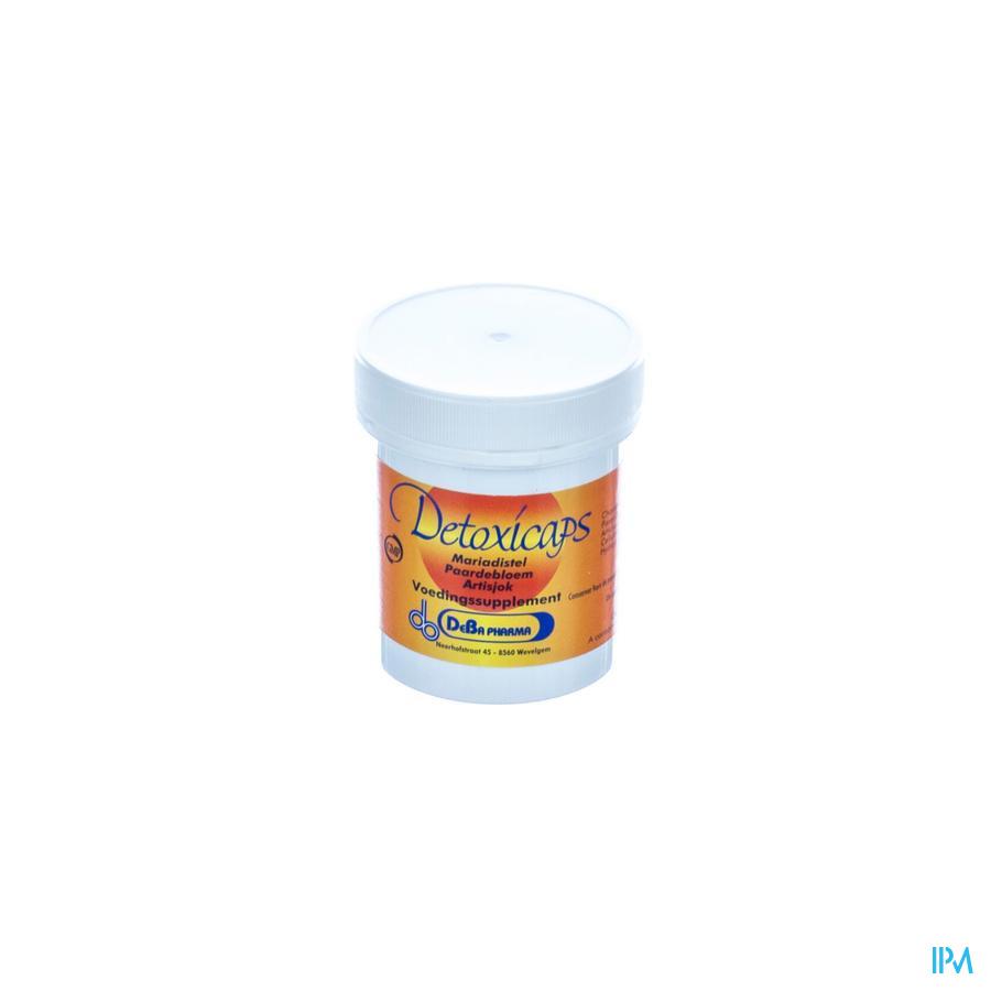 DetoxiCapsule V-Capsule 60 Deba