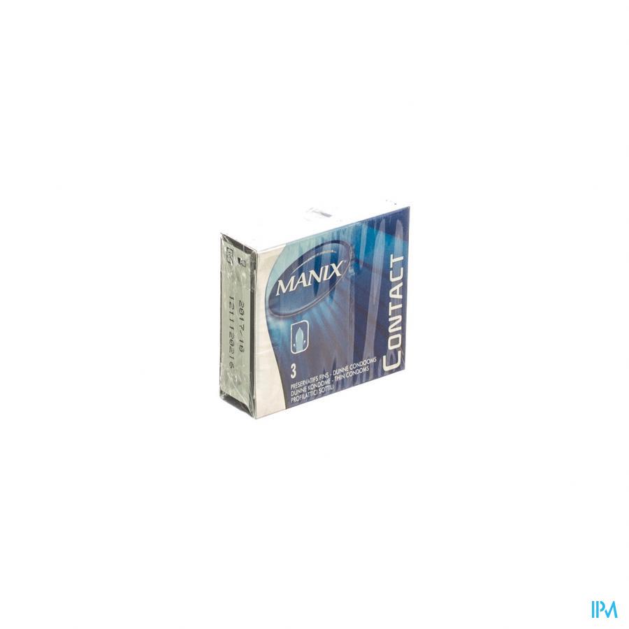 Manix Contact Condomen 3