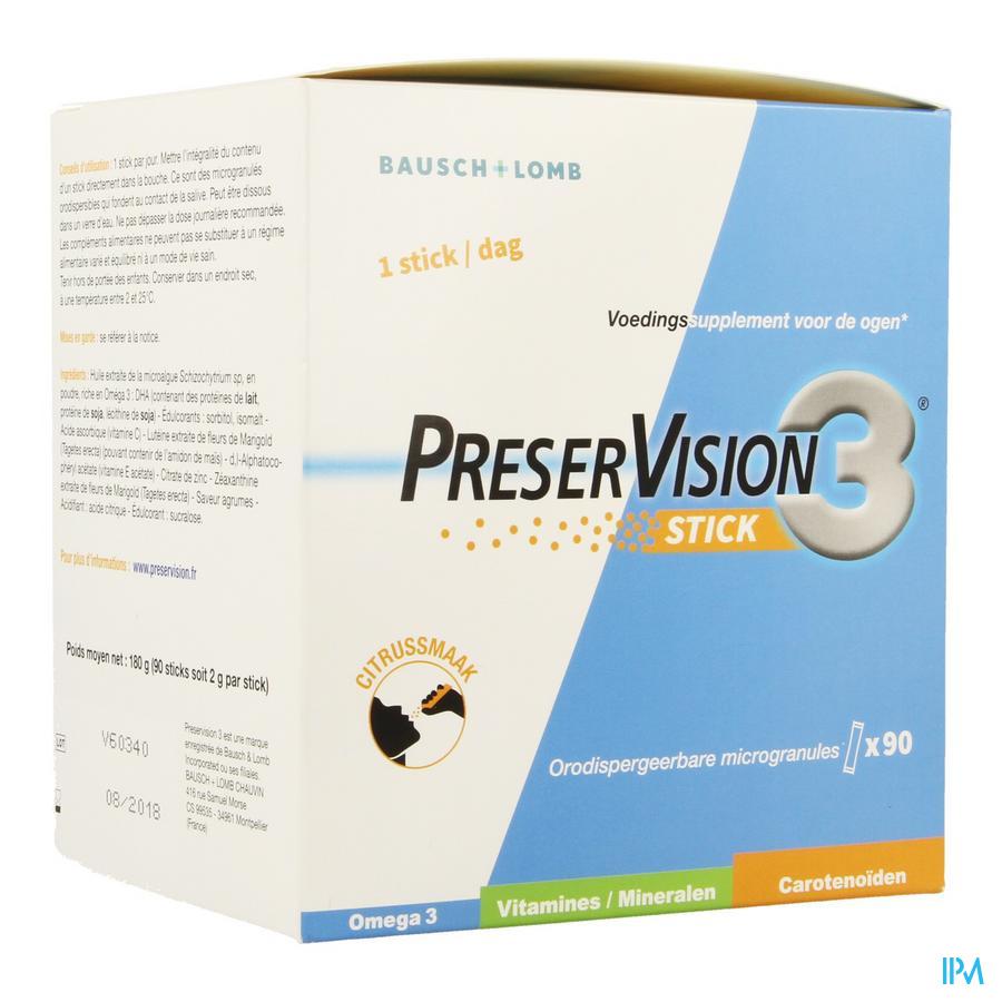 Preservision 3 Stick 90