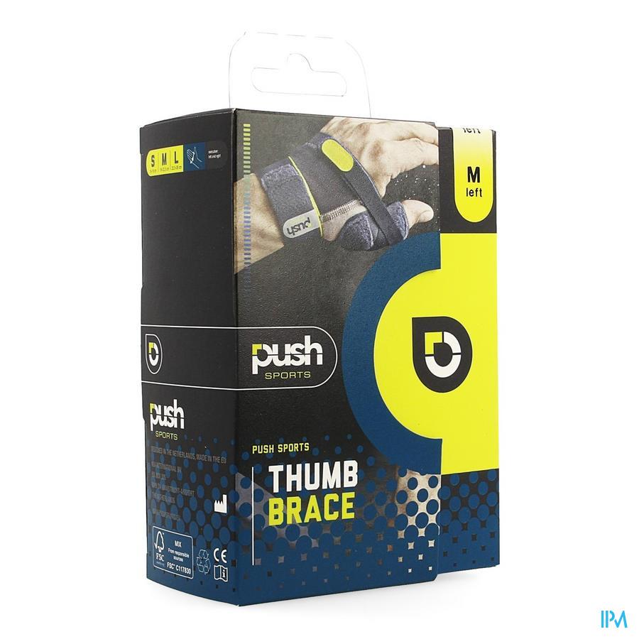 Push Sports Bandage Pouce M Gauche