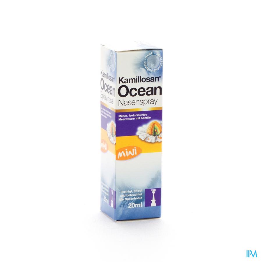 KAMILLOSAN OCEAN NEUSSPRAY 20ML