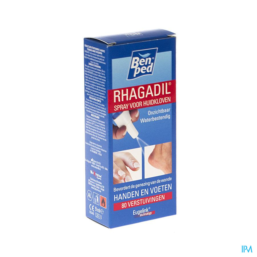 RHAGADIL SPRAY 80 APPLIC.