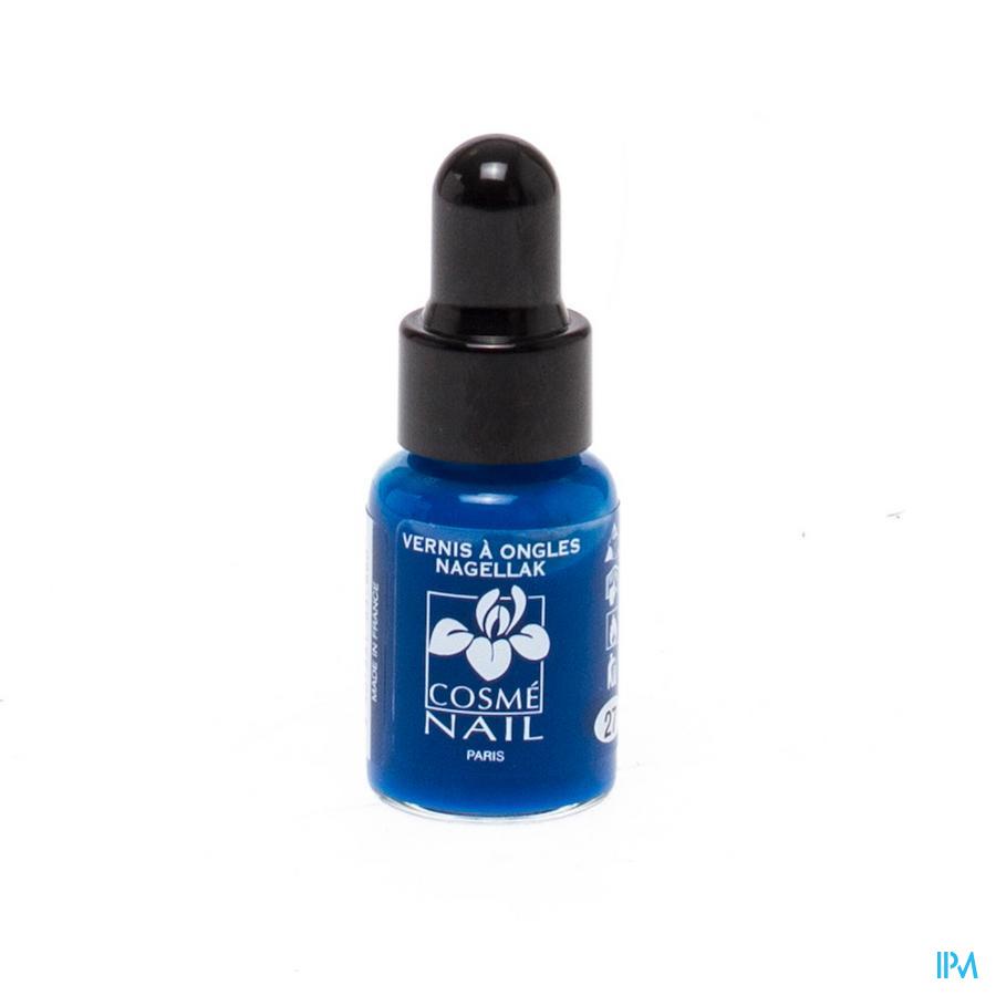 Lisandra Cosmenail Vao 27 Bleu Electrique 5ml