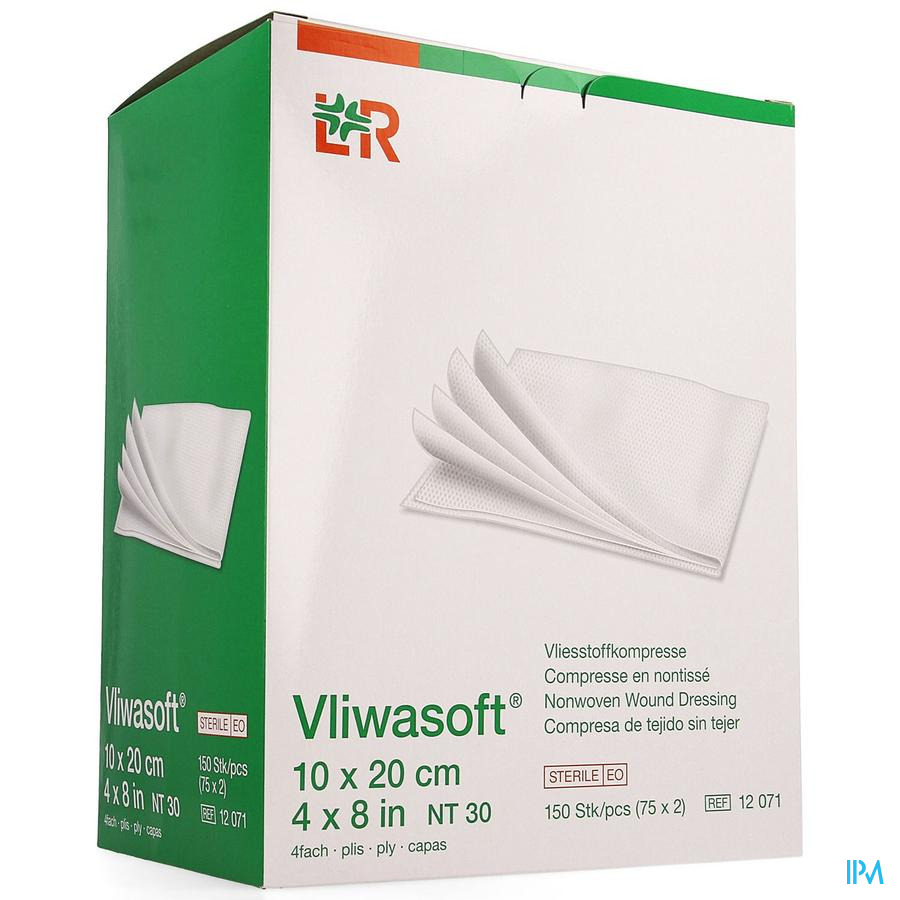 Vliwasoft Kp Ster N/wov.30g 10,0x20,0cm 75x1 12071