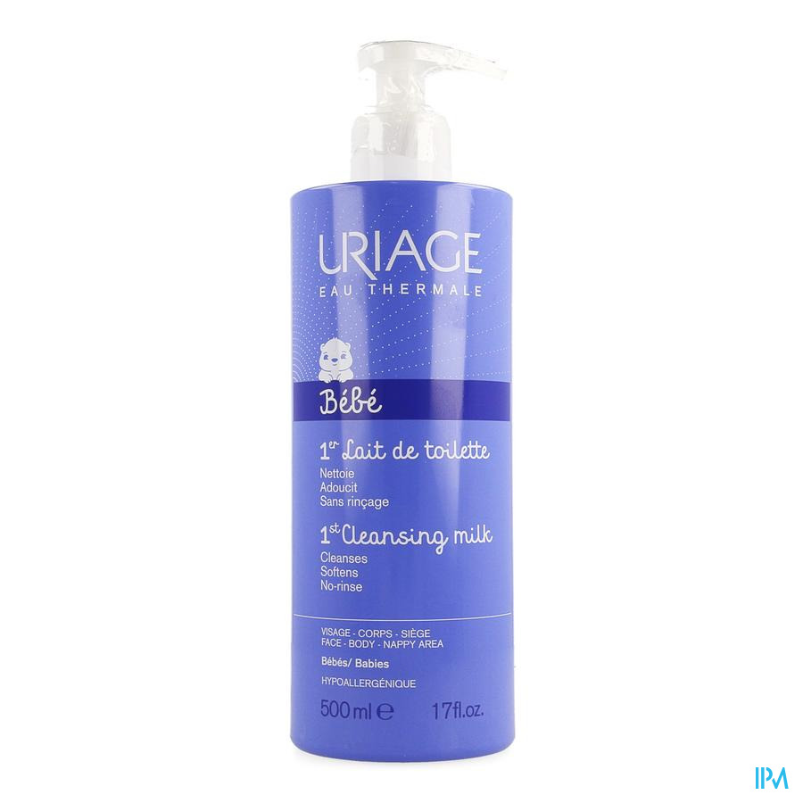 Uriage Bb 1ere Lait Toilette 500ml