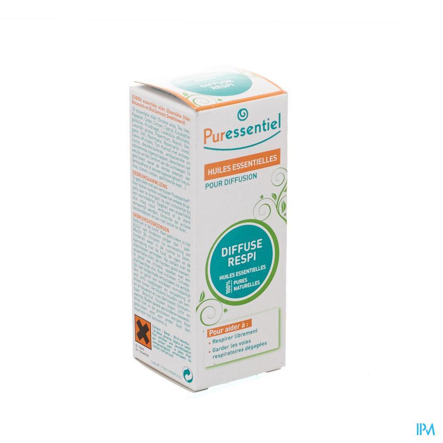 Puressentiel Verstuiving Adem Complexe Fl 30ml