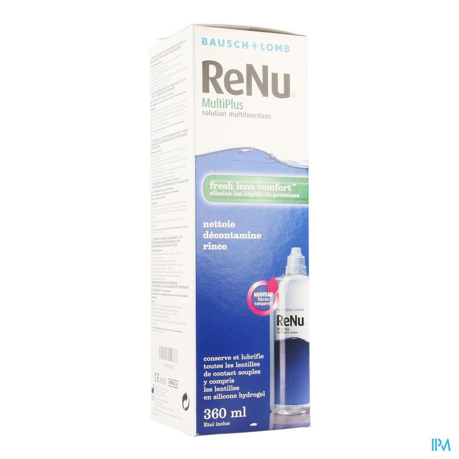 Bausch Lomb Renu Multiplus 355 ml