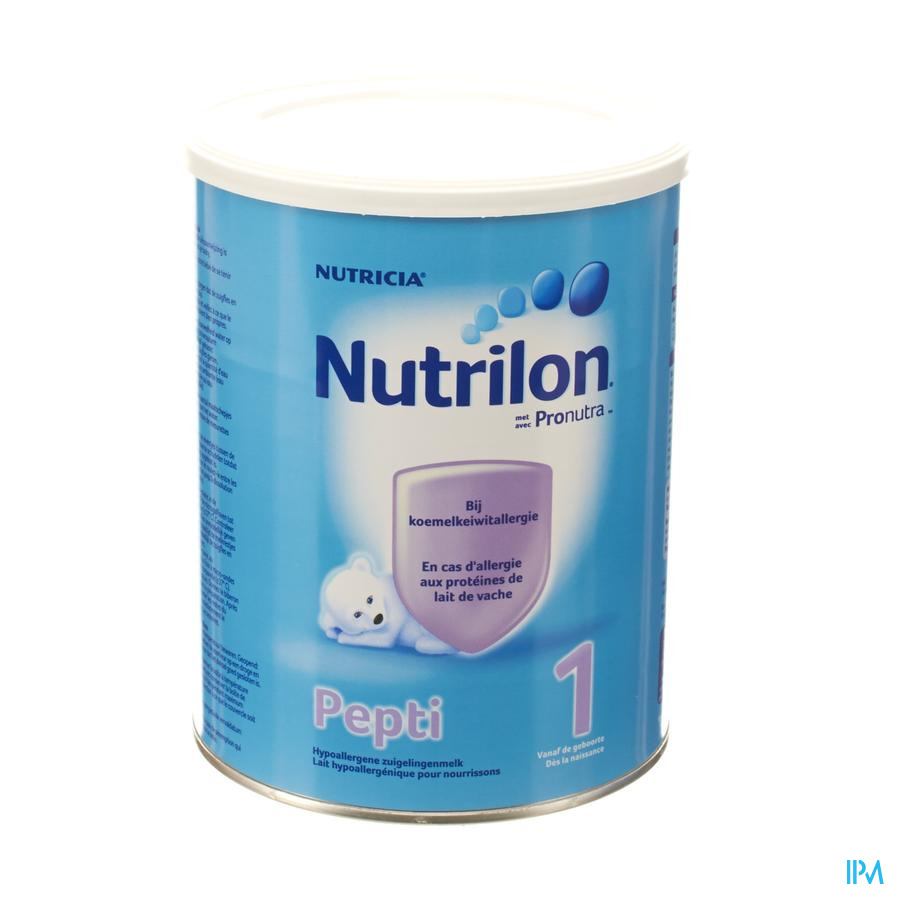 Nutrilon Pepti 1 Nf Zuigelingenmelk Pdr Blik 800g