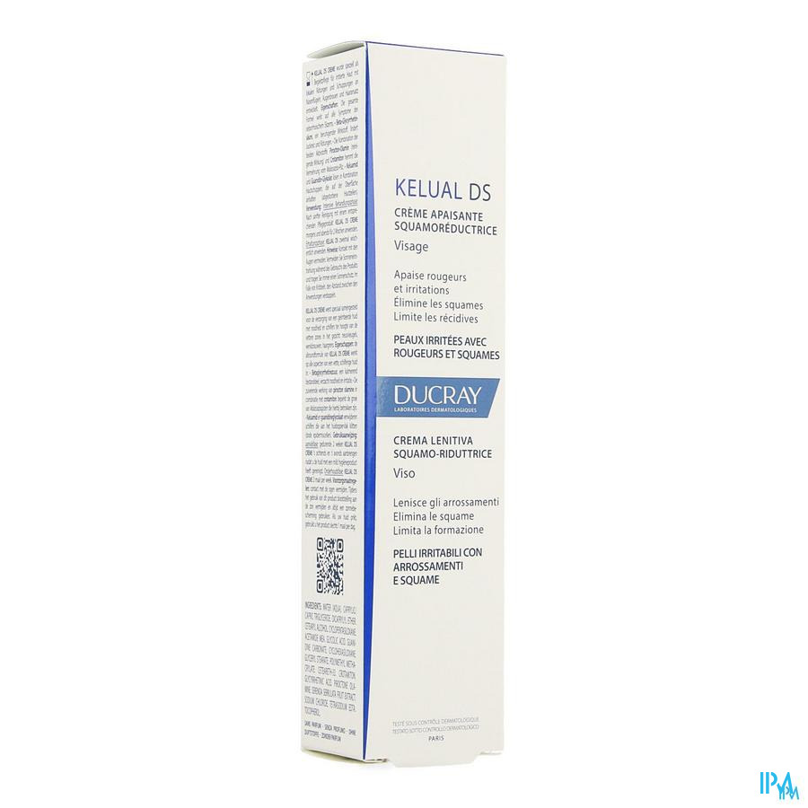 Ducray Kelual Ds Crème NF40ml
