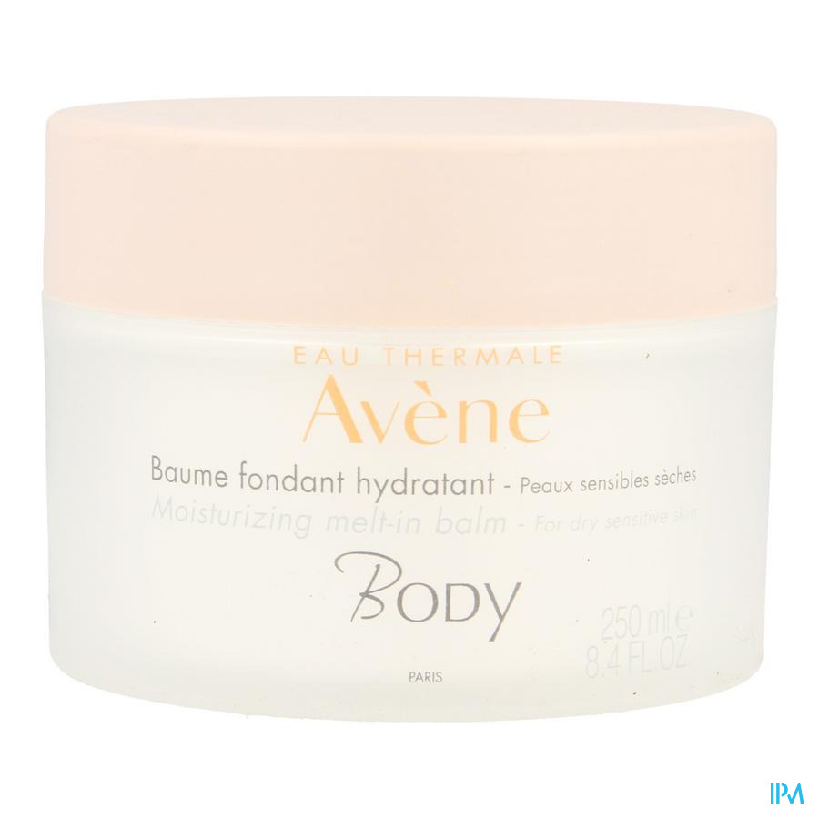 Avene Body Baume Fondant Hydratant 250ml