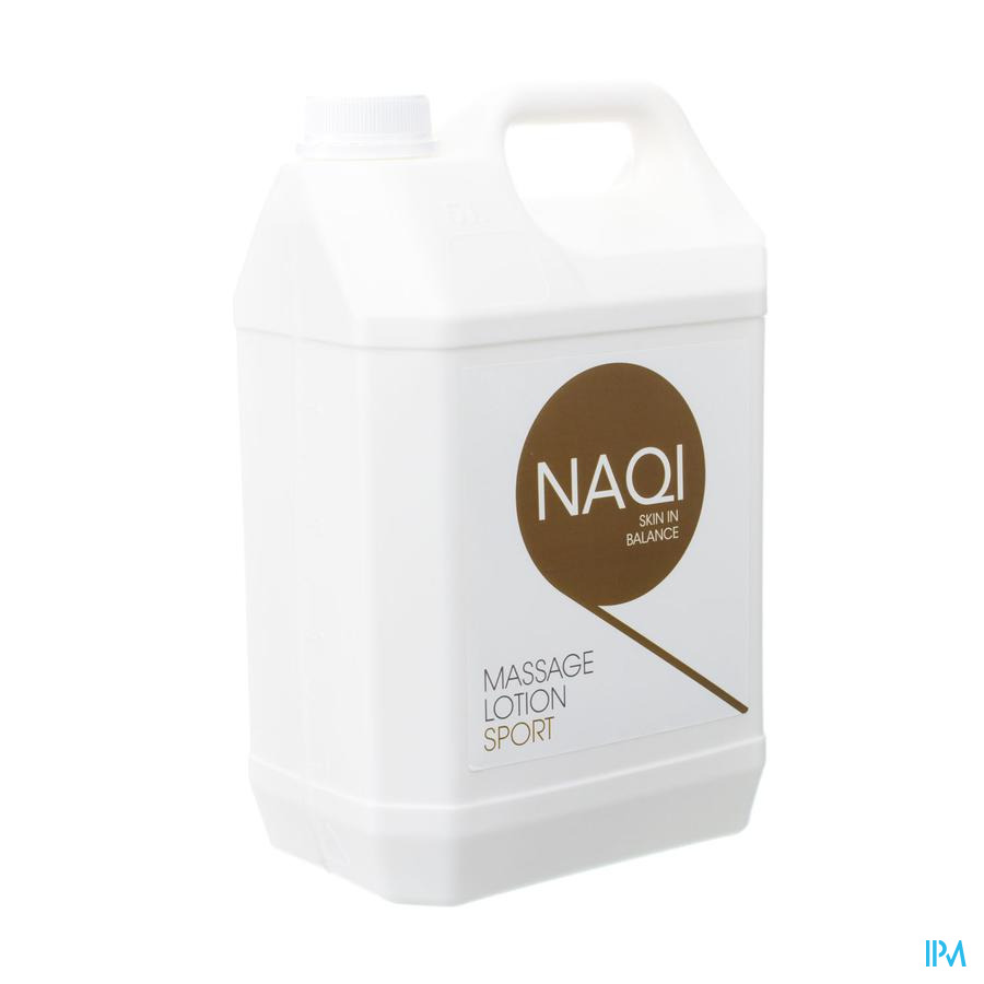 Naqi Massage Lotion Sport 5l