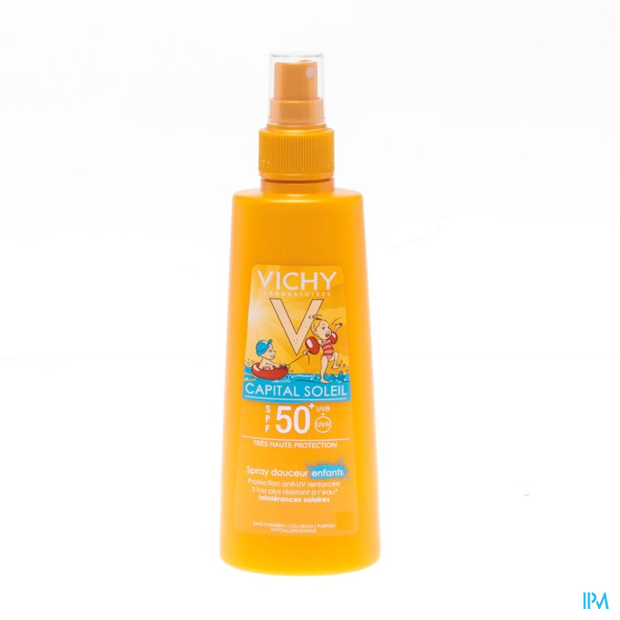 Vichy Cap Sol Ip50+ Spray Kind Gev H 200ml