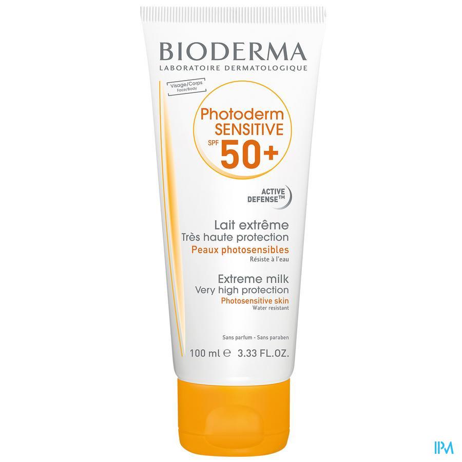 Bioderma Photoderm Sensitive Uva50 Spf50+melk100ml