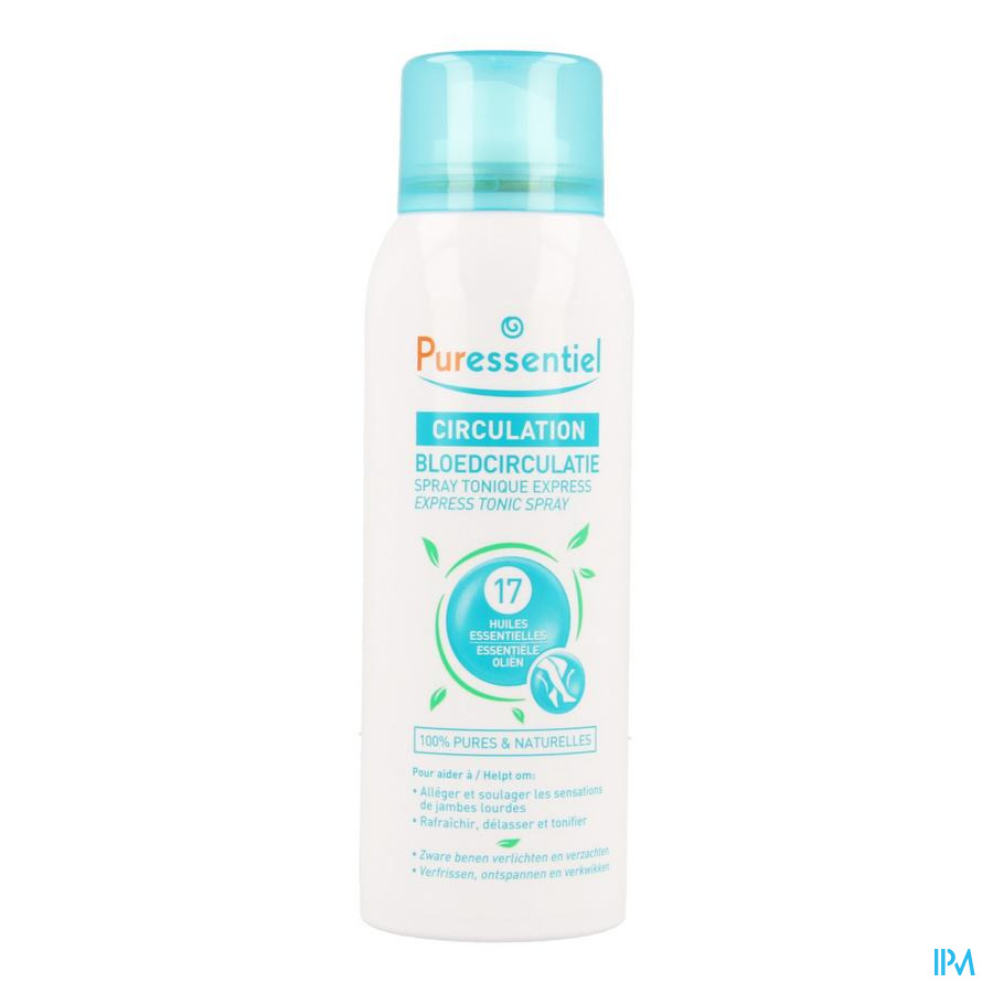 Puressentiel Circulation Spray 17 Hle Ess 100ml