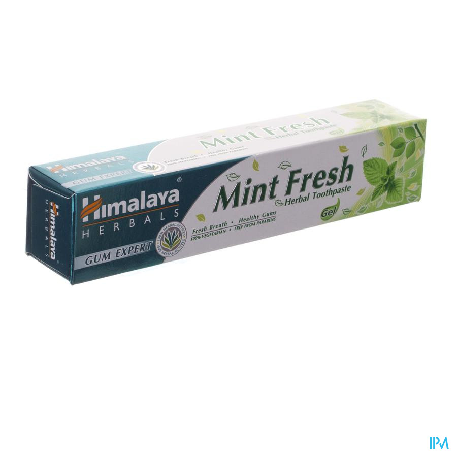 Himalaya Mint Fresh Kruidentandpasta 75ml