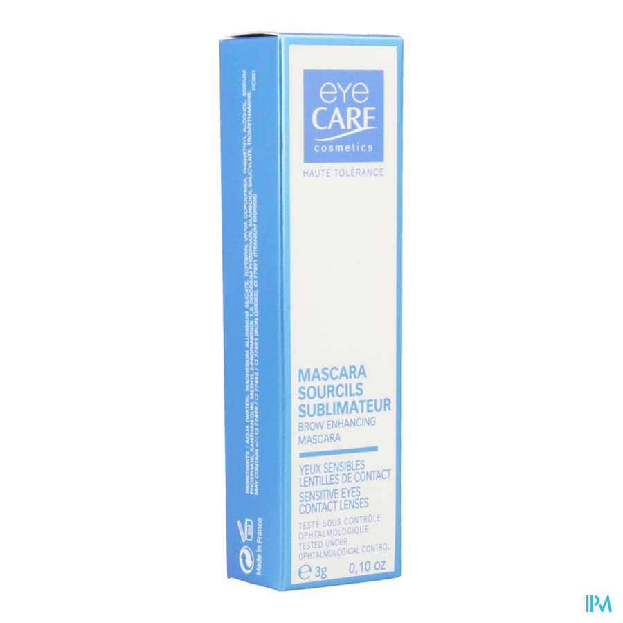 Eye Care Mascara Sourcils Sublim. 7000 Blond 3g