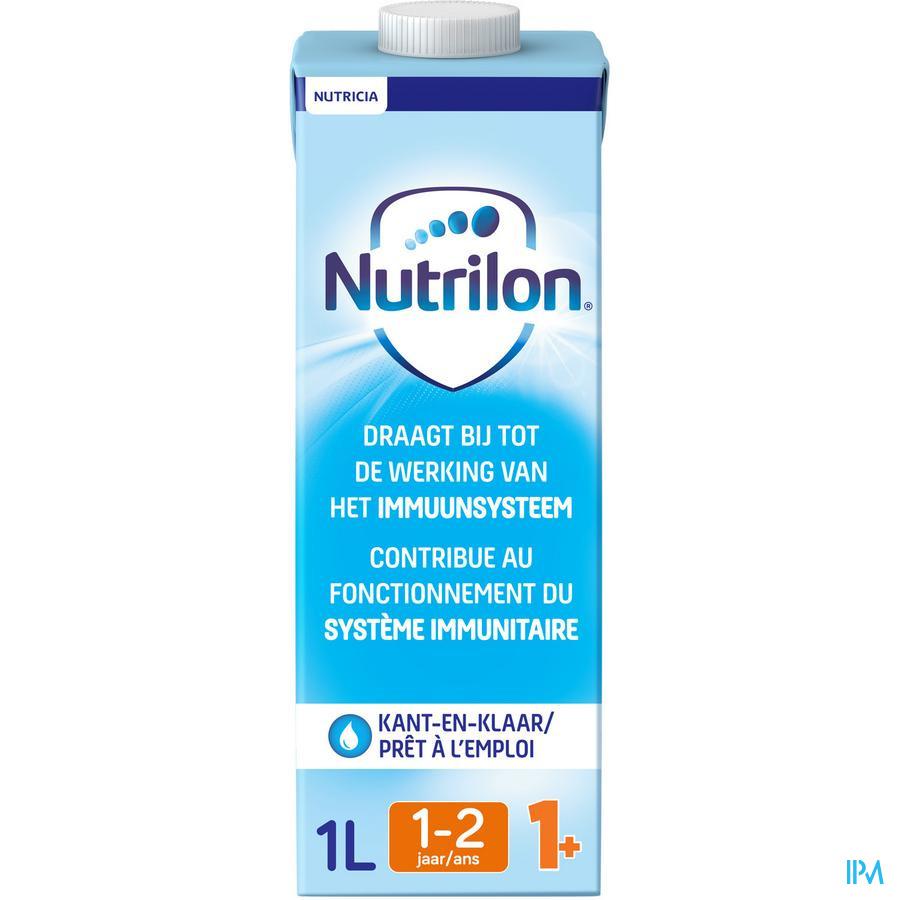 Nutrilon 1+ Vloeibaar Groeimelk baby vanaf 1 jaar 1L
