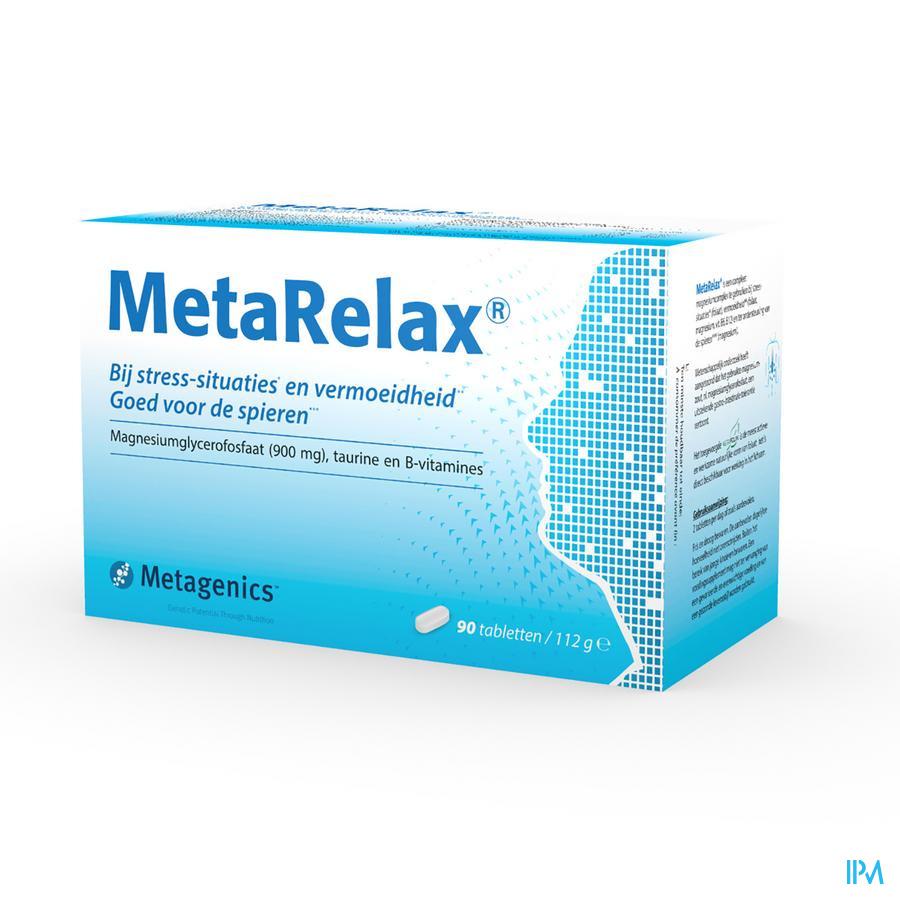 METARELAX NF             TABL  90 16110 METAGENICS