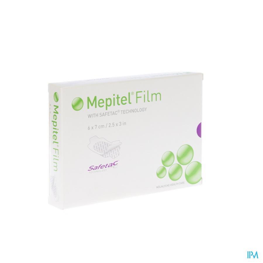 Mepitel Film 6x 7cm 10 296170