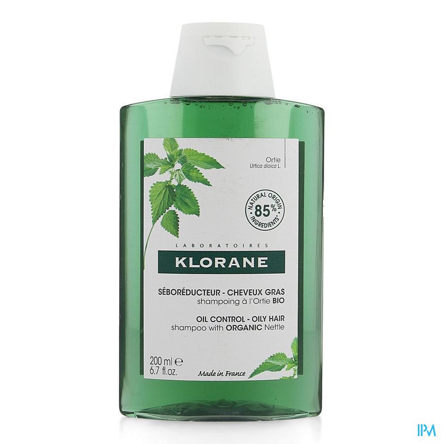 Klorane Capil. Sh Brandnetel 200ml Nf