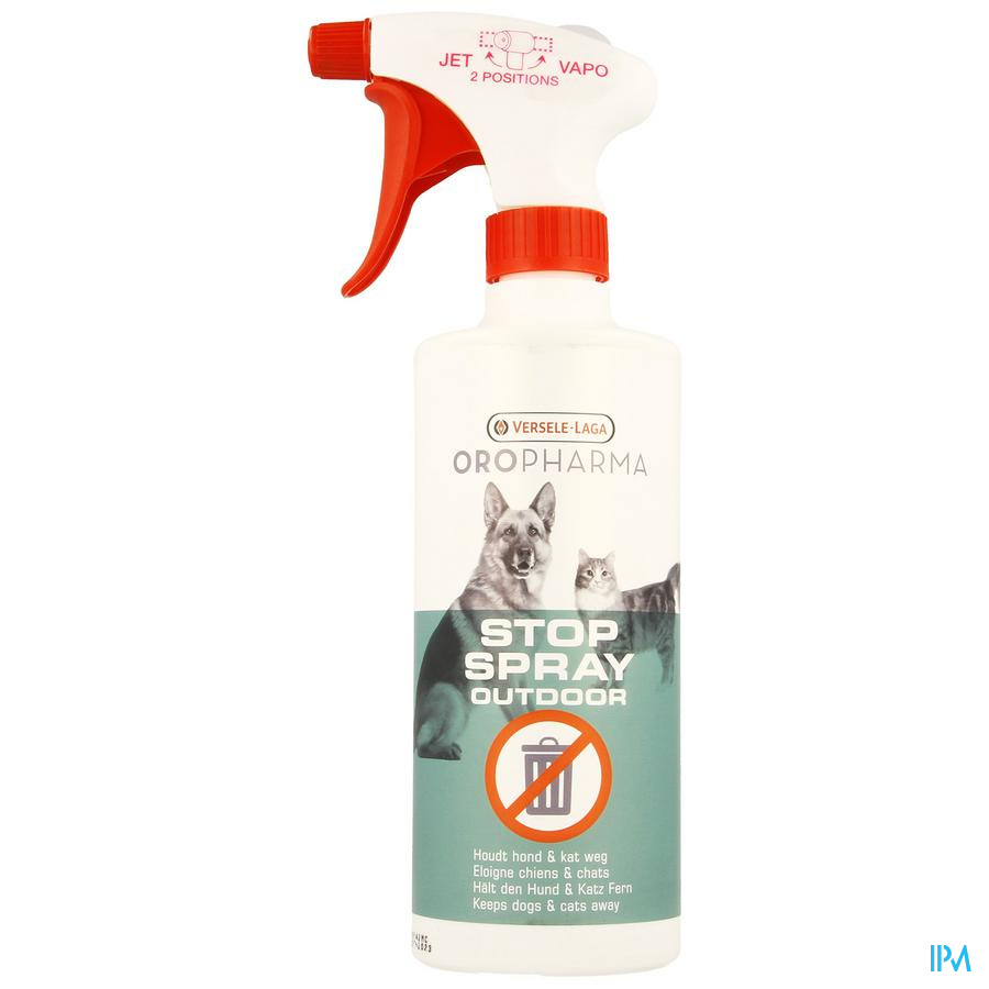 Stop-pet Outdoor Liq 500ml