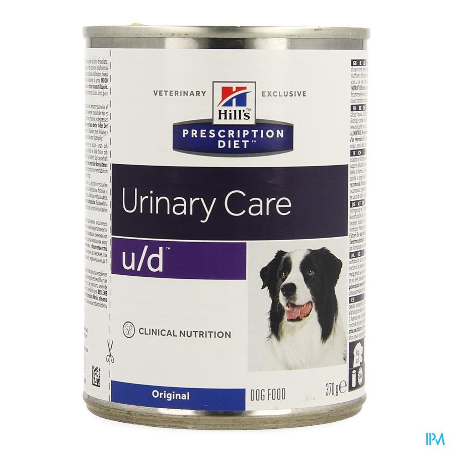 Hills Prescrip.diet Canine Ud 370g 8016u