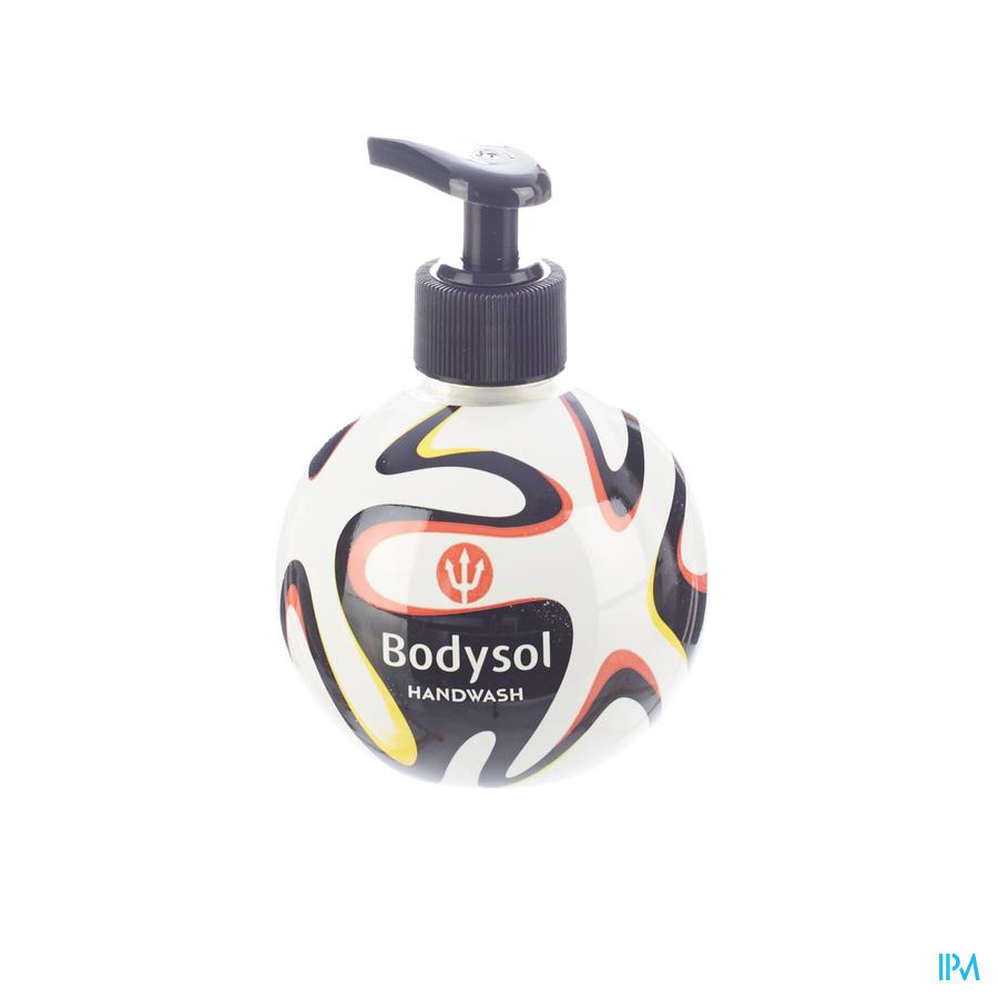 Bodysol Handwash Red Devils Football 300ml