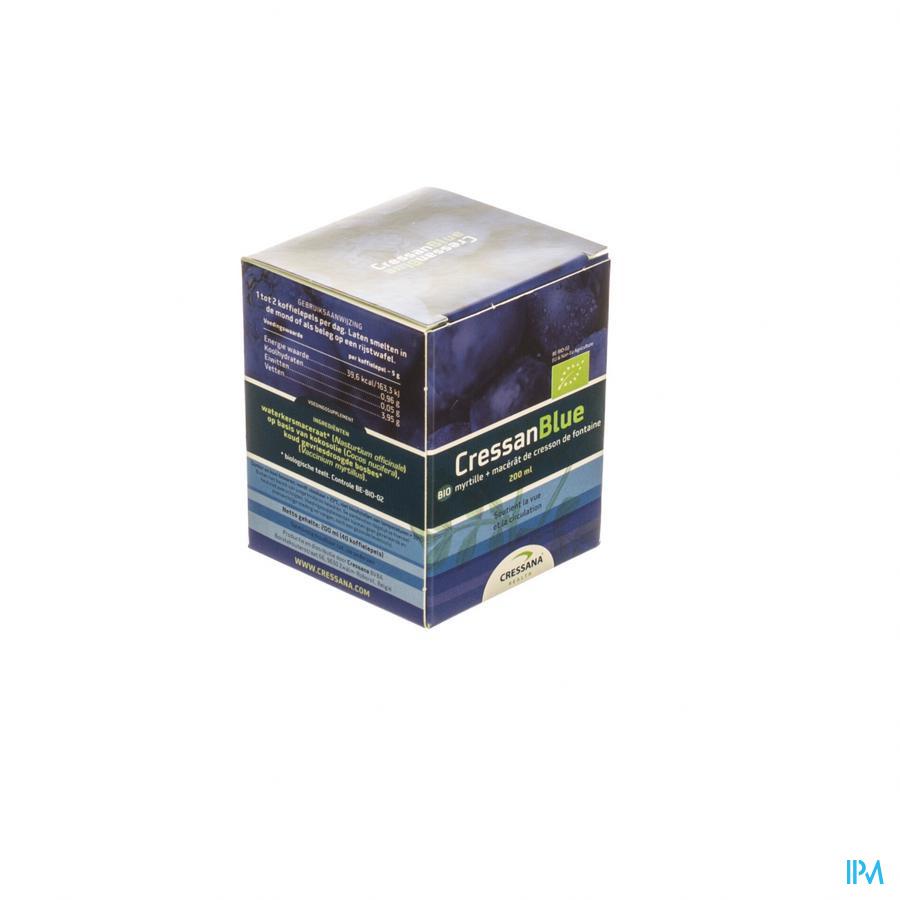 Cressan Blue Macer. 200ml