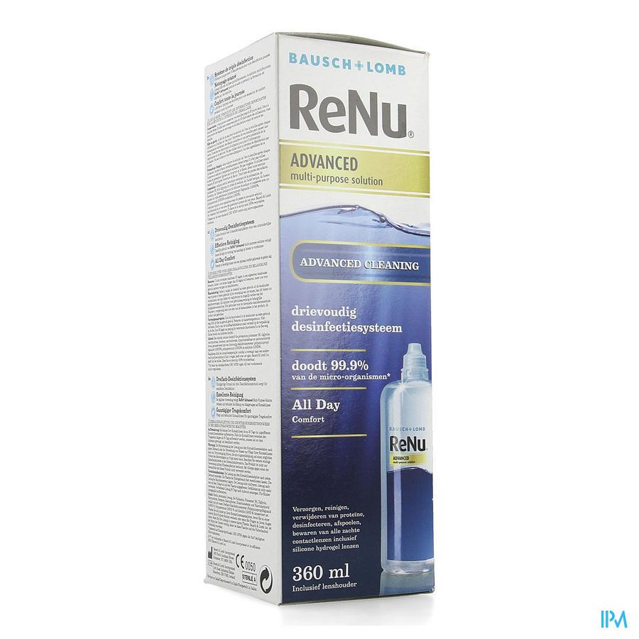Renu Advanced Mps 360ml