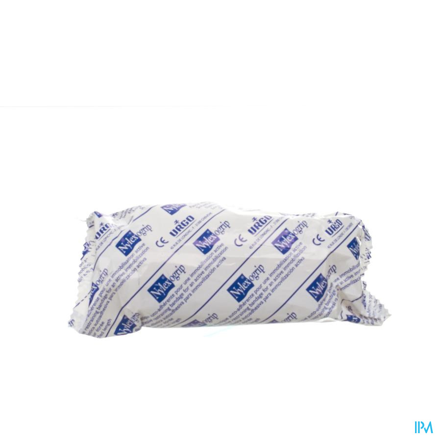 Nylexogrip Sport 10cmx4m Blanc/wit