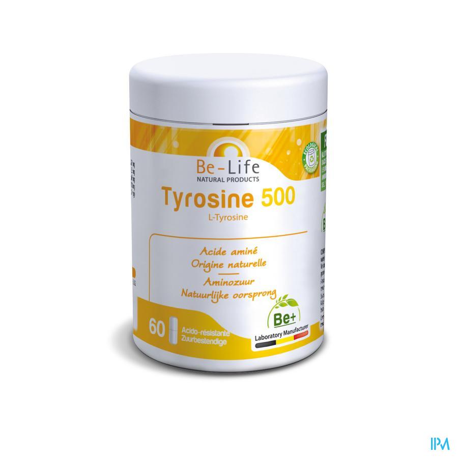 Tyrosine 500mg