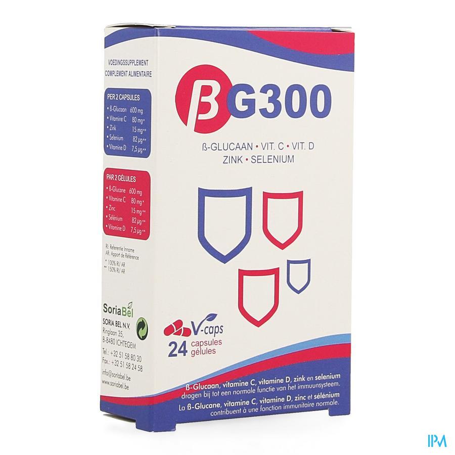 Soria Bg300 Caps 24