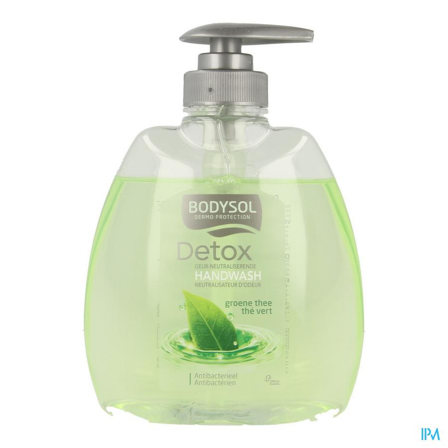 Bodysol Geurneutr. Handwash Detox 300ml