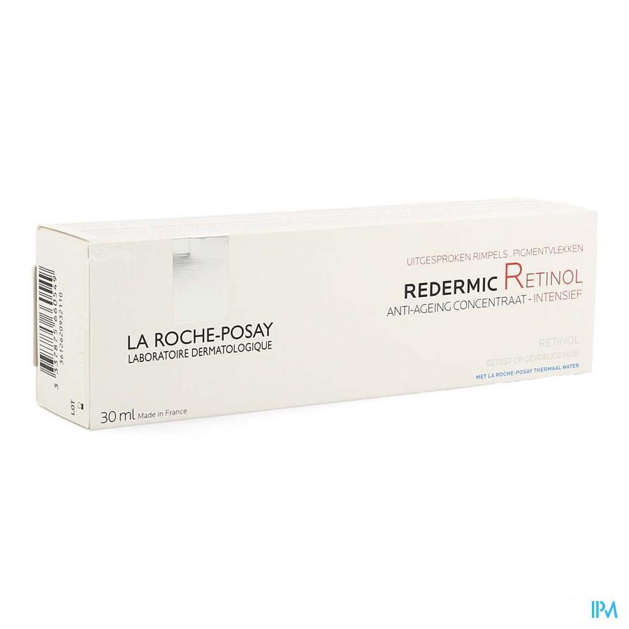 Lrp Redermic Retinol 30ml