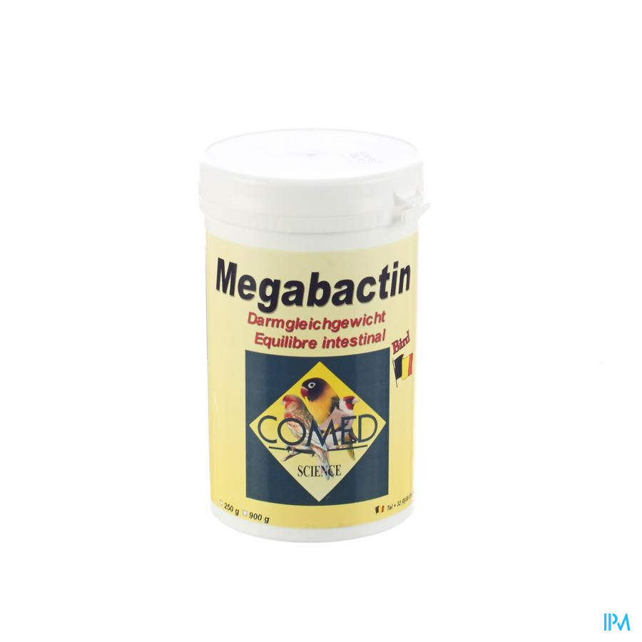 Comed Megabactin Pdr 250g