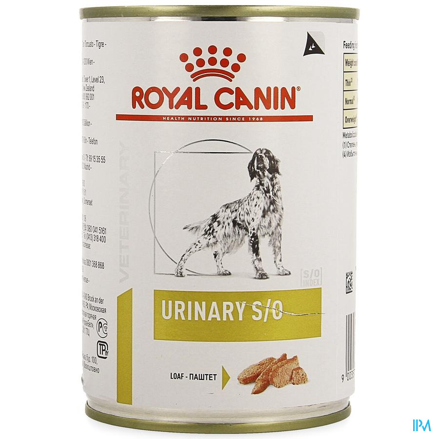 Vdiet Urinary Canine 12x420g