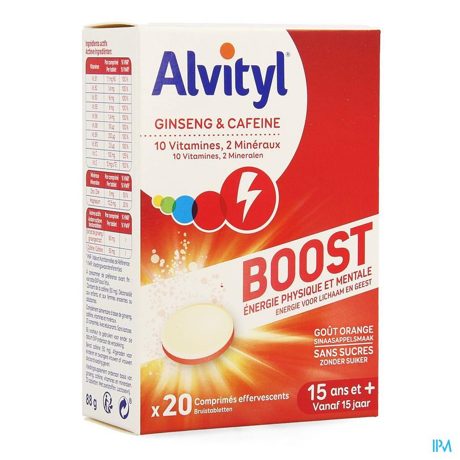 Alvityl Boost Comp 20
