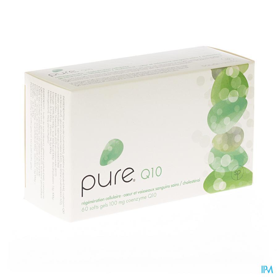 Pure Q10 Softgel 60