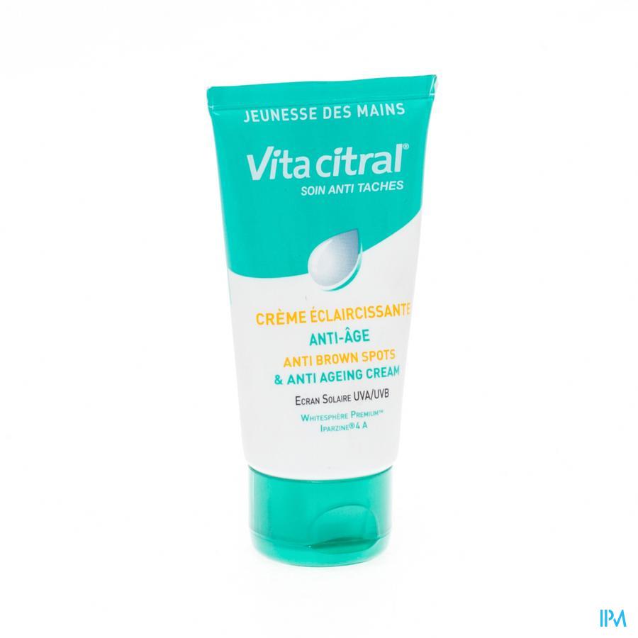 Vita Citral Handcreme A/age Tube 75ml 40309