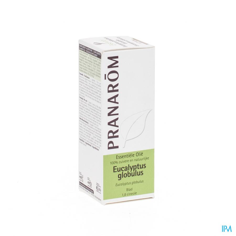 Eucalyptus Globulus Essentiele Olie 10 ml Pranarom