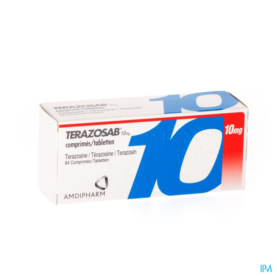 Terazosab Comp 84 X 10mg